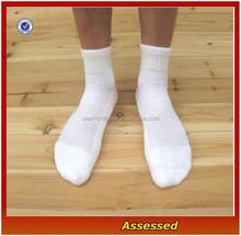 Sock Manufacturer Custom 100% Acrylic White Extra Thick Mens Socks/Socks Machine Price/Wholesale Men Dress Socks ---AMY150290