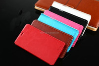 PU Leather Flip Case For Samsung Galaxy Note 4