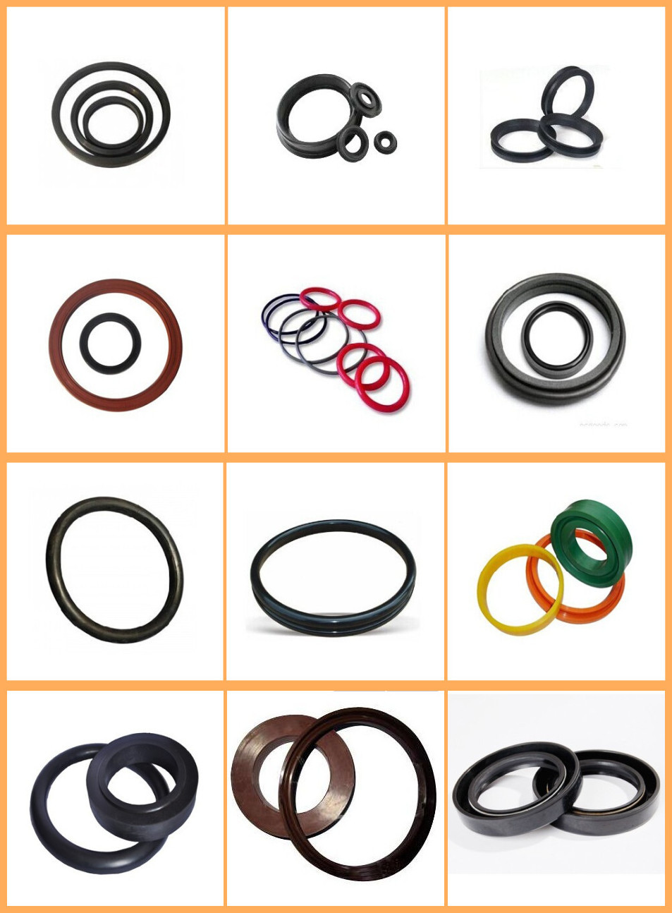 pipe fitting O rings