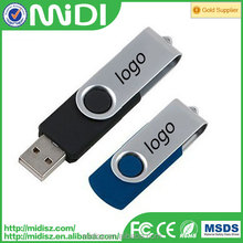 2015 Swivel usb flash drive for promotion gift 2gb 4gb 8gb 16gb 32gb 64gb 128gb