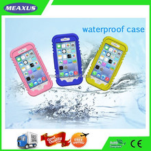 PC+Silicone New Waterproof 4.7 Inch Ipp 6 Case, Necessary Phone Case for Diver