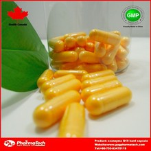 OEM health care food supplement Co q10 capsules