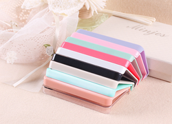 Colorful Slim PC Case For iPhone 4 4S 5 5S 6 6Plus