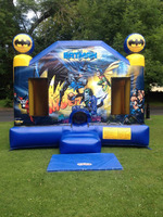 16X18 Batman Bouncy Castle/ inflatable jumpers