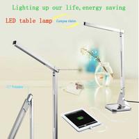 Energy-saving 100-240V AC Folding Dim Rechargeable 7w Led Reading Lamp,Led Table Lamp,Led Desk Lamp