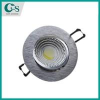 led ceiling lamp 85-265V sliver ceiling light
