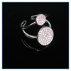New design fashion full finger ring wholesale top quality copper ring