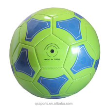 Official size3 and weight hand stitched leather soccer balls