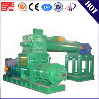 Fired clay brick making machine with automatic clay brick making plant