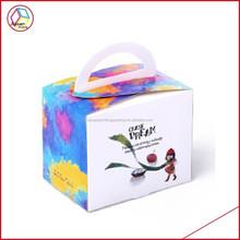 High Quality Birthday Cake Box
