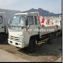 95hp 4 * 2 Foton Forland / pequeño cargo camiones