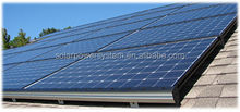 solar panels for home use 6000W