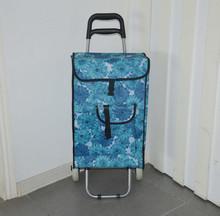 Big capacity Shopping trolley bag ,folding shopping cart