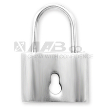Lock Shaped Septum Clicker Body Piercing Jewelry Fake Nose Ring