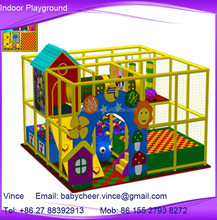 Cheer Amusement Soft Play Manufacturers in China Indoor Playground Equipment