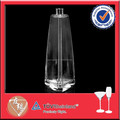 Triangular máquina de soplado de botella de vidrio para vino