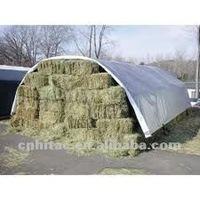 Rain Protection Strong Duty PE14.5Mil Hay Tarps 30' x 48'
