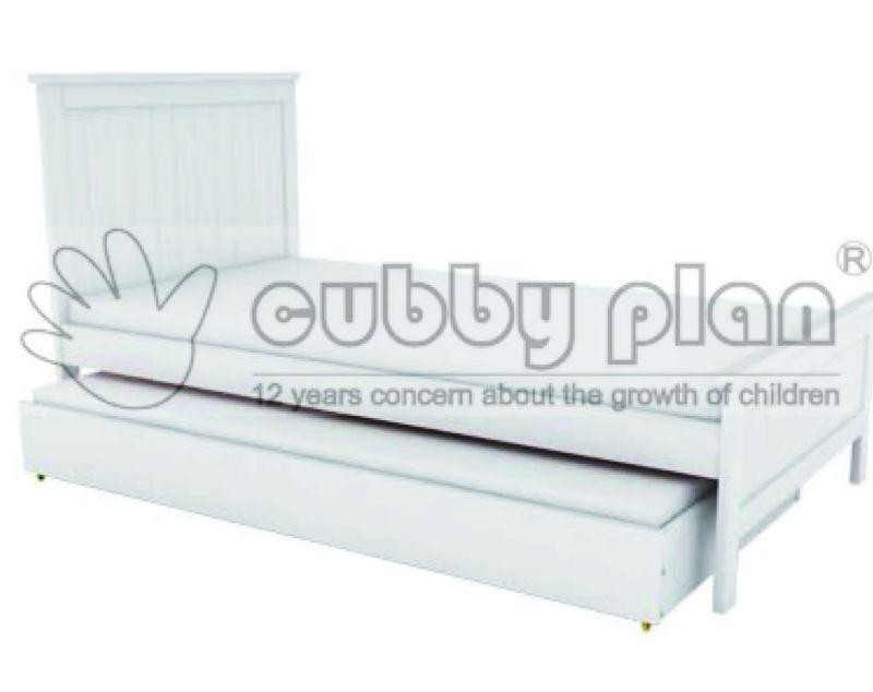 함 계획 현대 다채로운 어린이 나무 각륜이 달린 침대 아이들 ...
