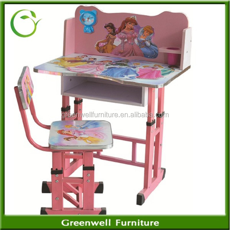 Cheap wooden kids study table and chair set for kindergarten buy kids table and chair wooden - Kids study table and chair ...