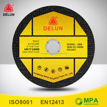 "4"" 105mm hot sale cutting off wheel grinding stone"