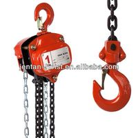 material handling chain hoist equipment