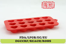 heart plastic candy molds Chocolate Muffin Cup Cake Candy Ice Tray Mold Mold Maker Party Bar