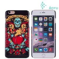 guangzhou custom 3d sublimation cell mobile phone accessory for iphone 6