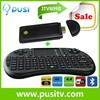 MK809/MK809II Smart TV Stick/Mini PC/android TV Dongle with Dual core RK3066 1GB RAM 8GB ROM Bluetooth