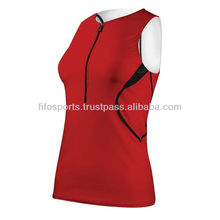custom plus jersey women fashion design sports tank tops ,2013 fashional polyester spandex breathable Cooldry women singlets