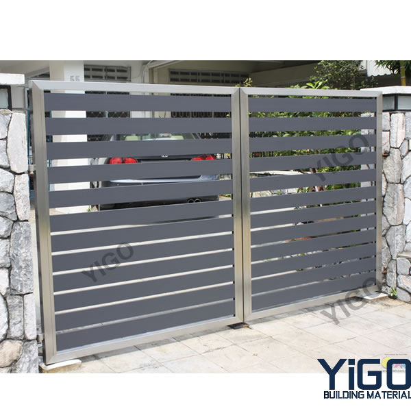 Modern Stainless Steel Main Gate Design Buy Modern Steel