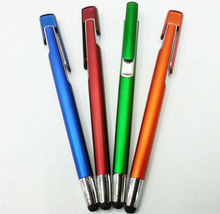 China market Manufacturer promotional plastic pen with touch function
