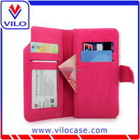 2013 New Luxury Premium Genuine Leather Smart Pouch Stand Function Hot Selling Wallet Case for iphone 5