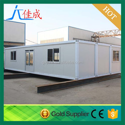 20ft 40ft Expandable Combined site office container/container home