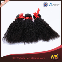 factory products peruvian kinky curly braiding hair 8-30inch Top quality 7a unprocessed human hair