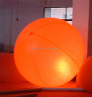 with CE certification fashion inflatable stand LED light