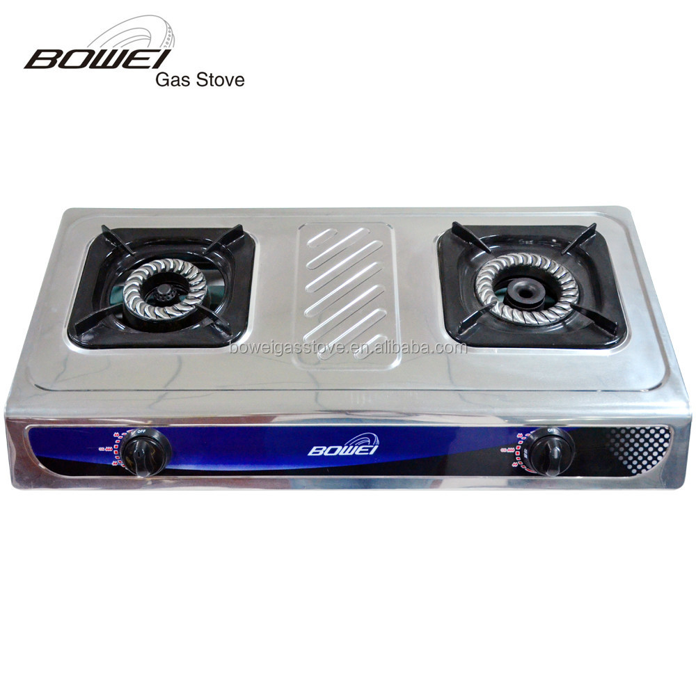 Bw 2024a 2 Burner Gas Stove Top Table Gas Cooking Buy 2