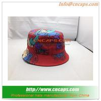 Cheap Price Sublimation Bucket Hat From China Supplier