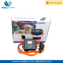 2015 new products wireless dog fence collar underground wire X800