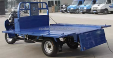200CC Three Wheel Flatbed Cargo Motorcycle