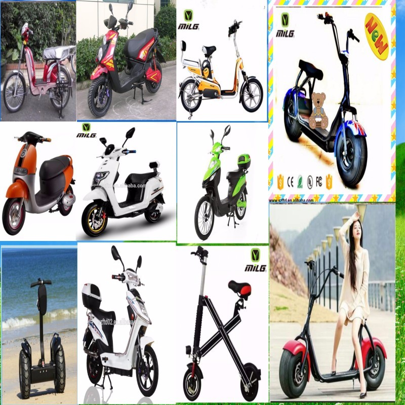 Golden Supplier Cheap two wheel italian scooter with CE Rohs FCC Certification