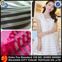 High Quality 100% Polyester Weaving Tulle Fabric For Decoration