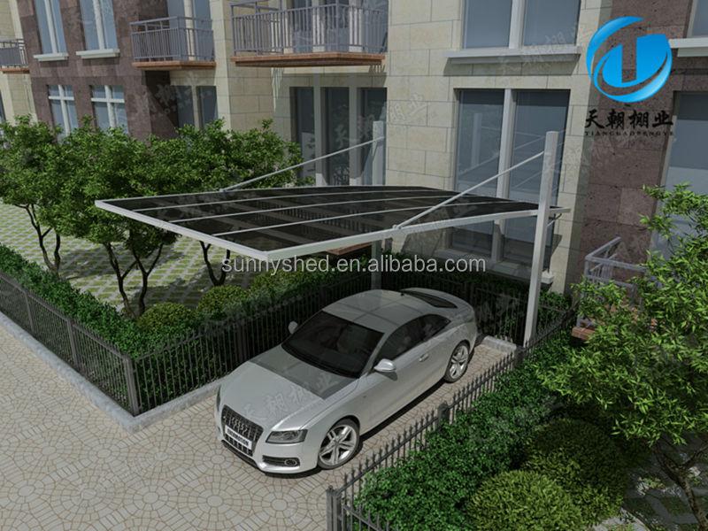 Polycarbonate Carport Designs : Cantilever carport with polycarbonate sheet buy