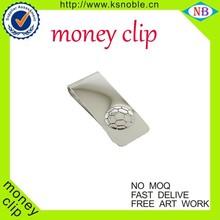 Gentlemen smart titanium money clip