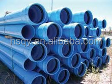 40mm 1.0Mpa large diameter pvc pipe price for potable water supply