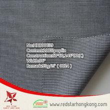 hotsale yarn dyed plaids poplin textile used fashion dress c