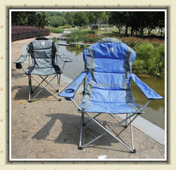 59*58*106CM high-quality 600D Oxford cloth with cotton folding camping hiking fishing beach chair BS-158