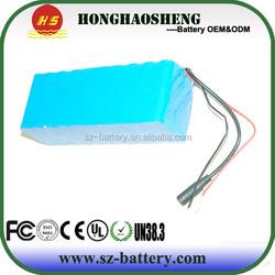12v solar battery pack 3s10p rechargeable 18650 li-ion battery pack 12v 20ah