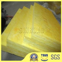 glass wool board for ceiling decoration , excellent glass wool board , CE glass wool