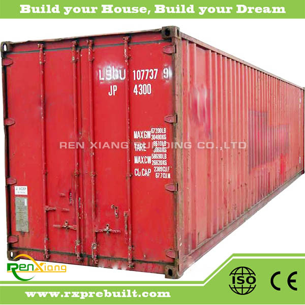 Heat insulated shipping containers house cost buy for Styrofoam house cost
