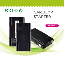 Hot new products 2015 Car accessories jump starter with 12 volt battery charger